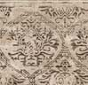 Antique Damask Brown
